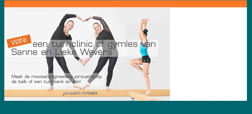 Win een turnclinic of gymles